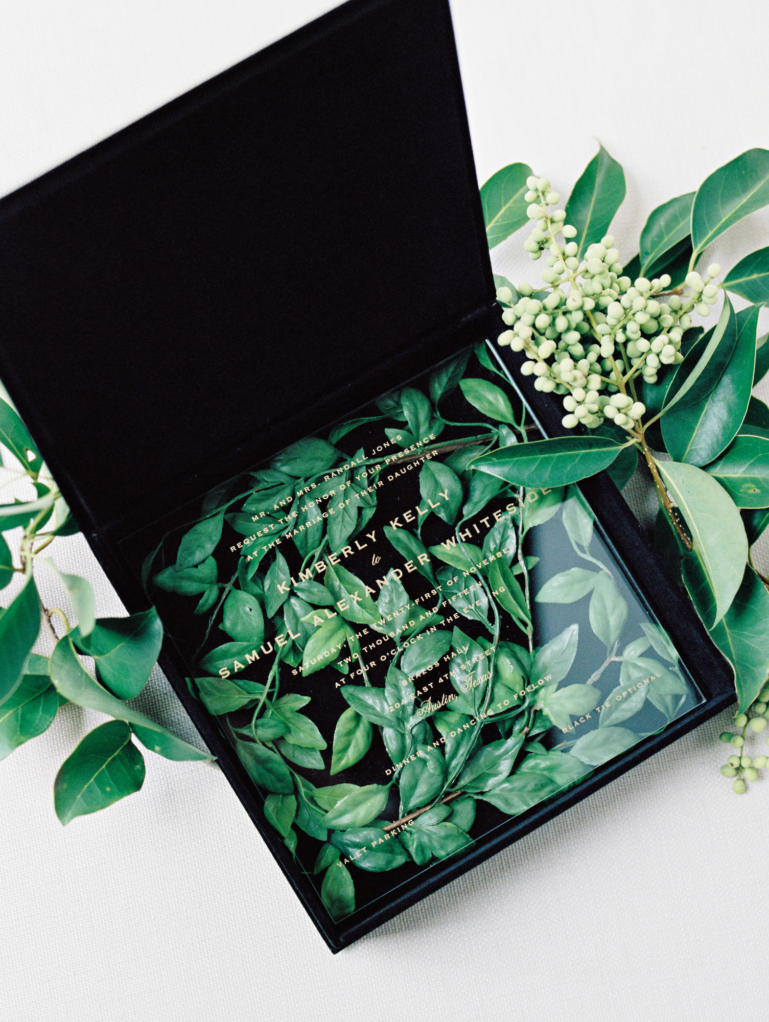 wedding invitation boxes ryan ray