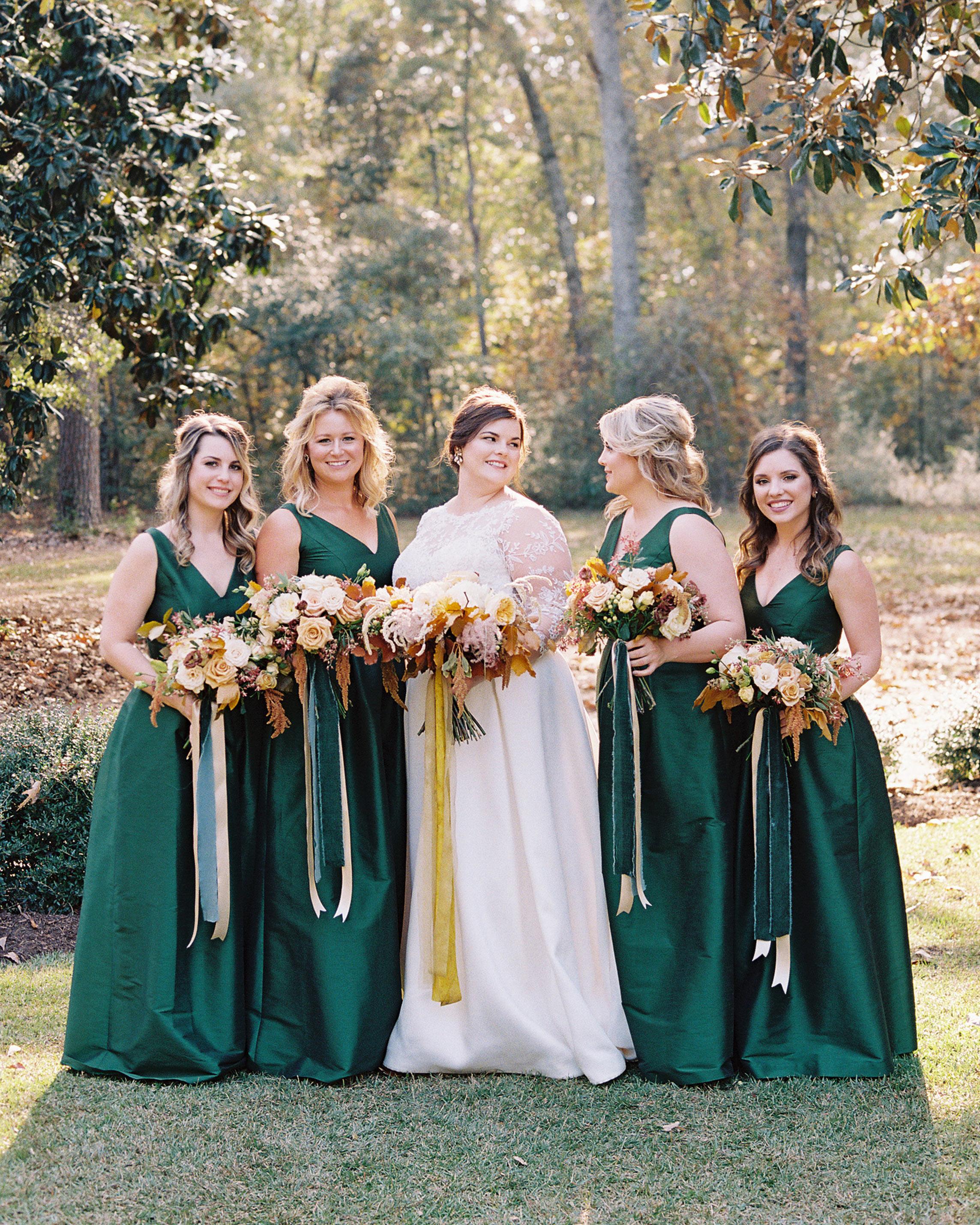 madeline brad wedding bridesmaids