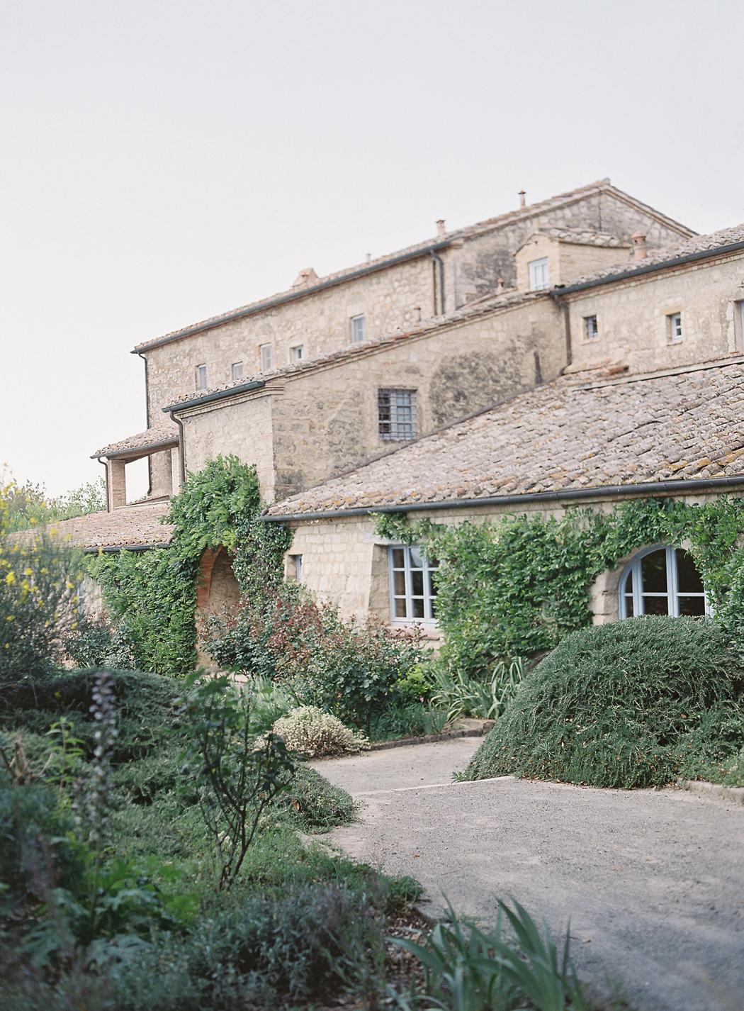 Tuscany Italy Villa wedding destination