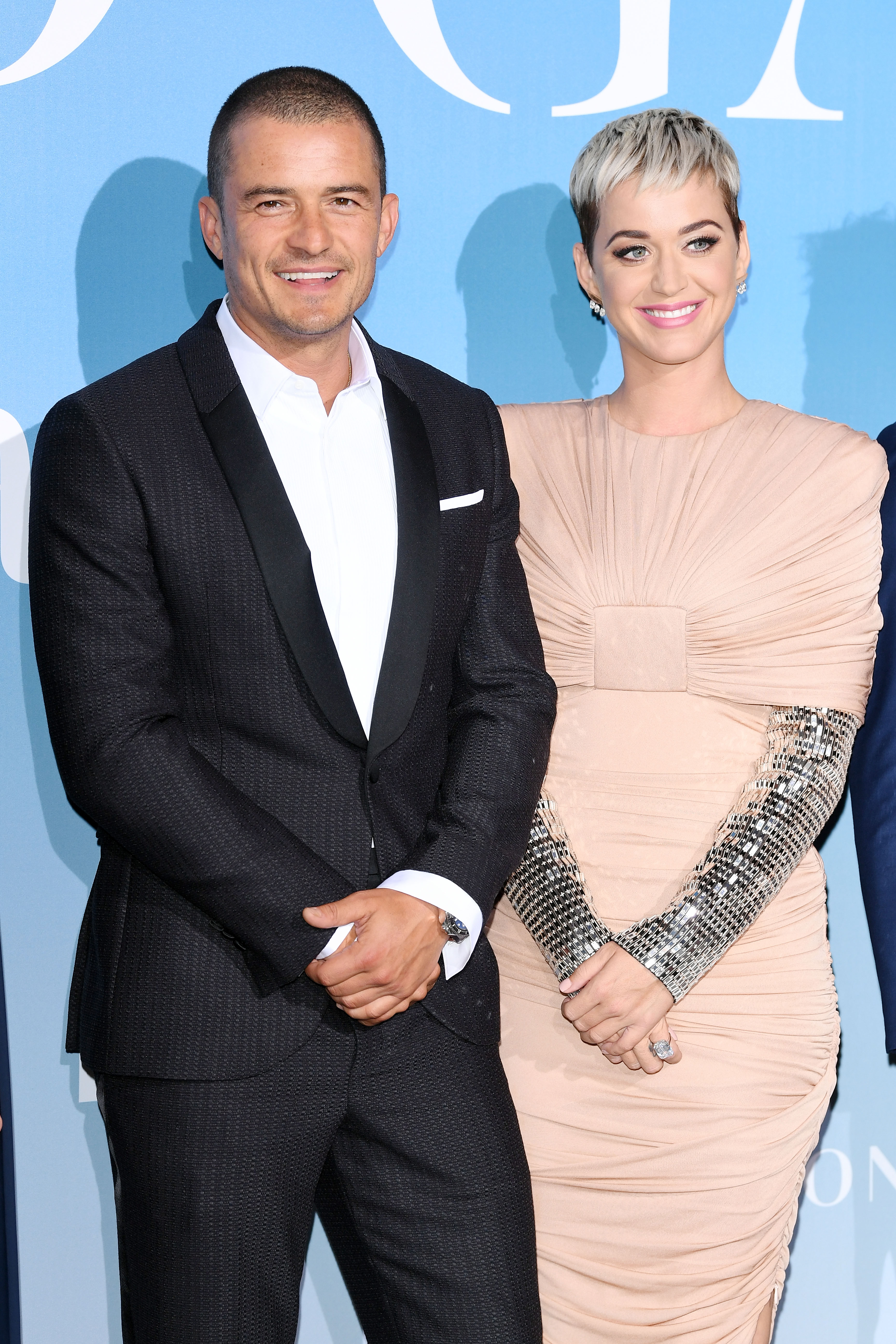 Katy Perry and Orlando Bloom Are Engaged—See the Photo of Her Gemstone Engagement Ring! | Martha