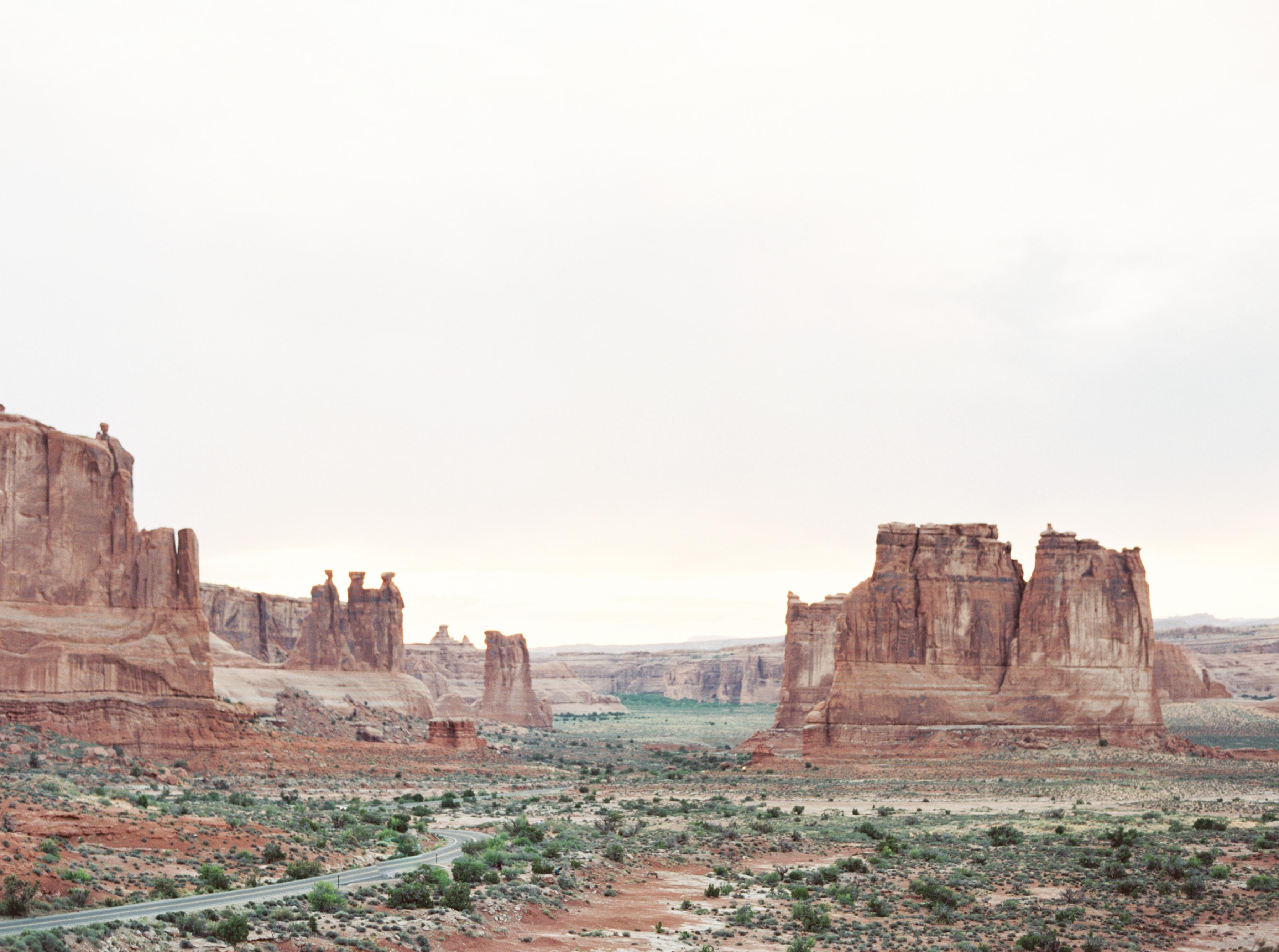 jeanette david wedding desert canyons