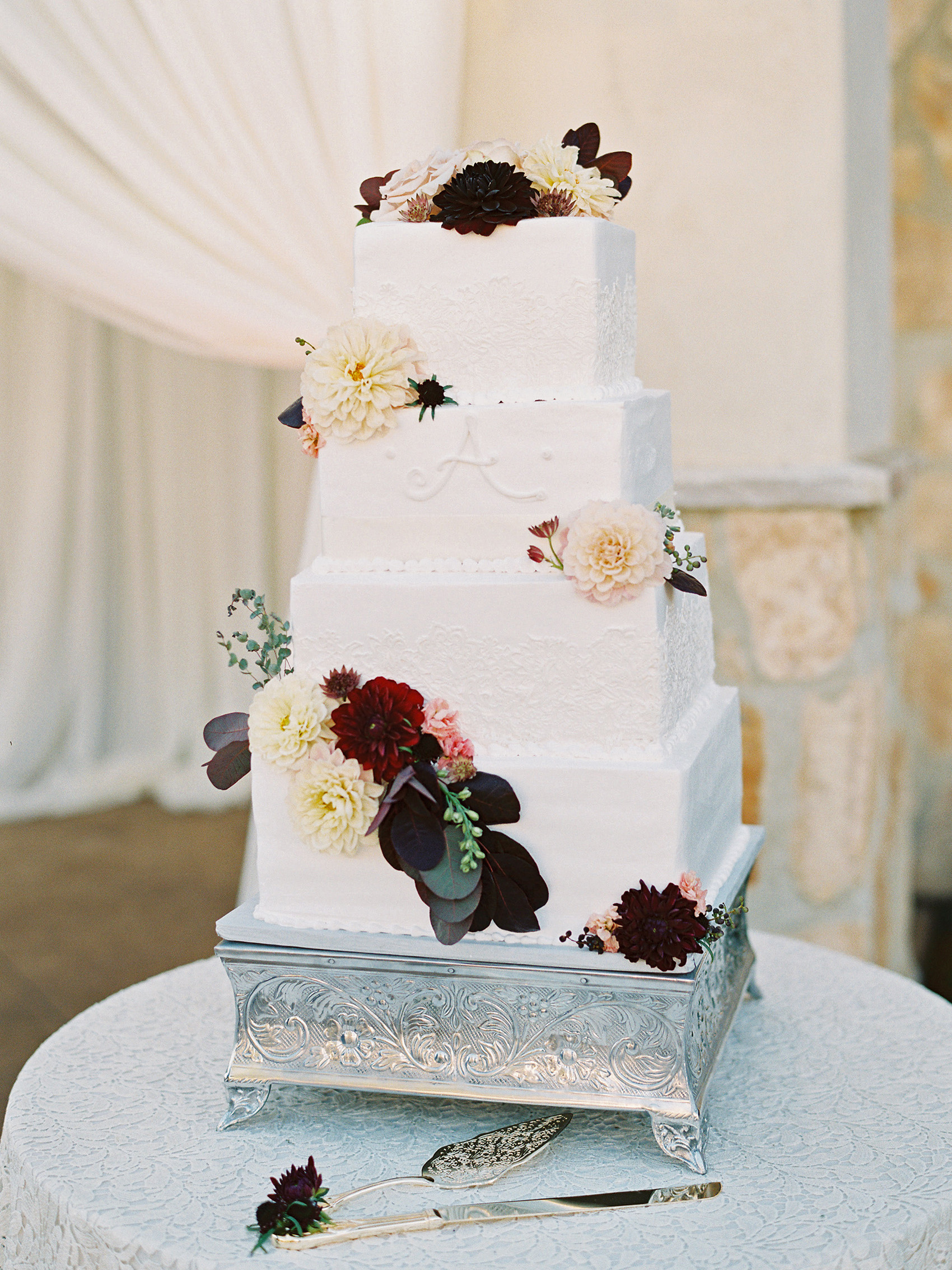 dianna amar wedding cake