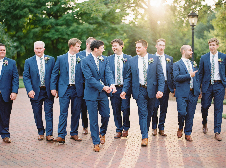 shelby preston wedding groomsmen