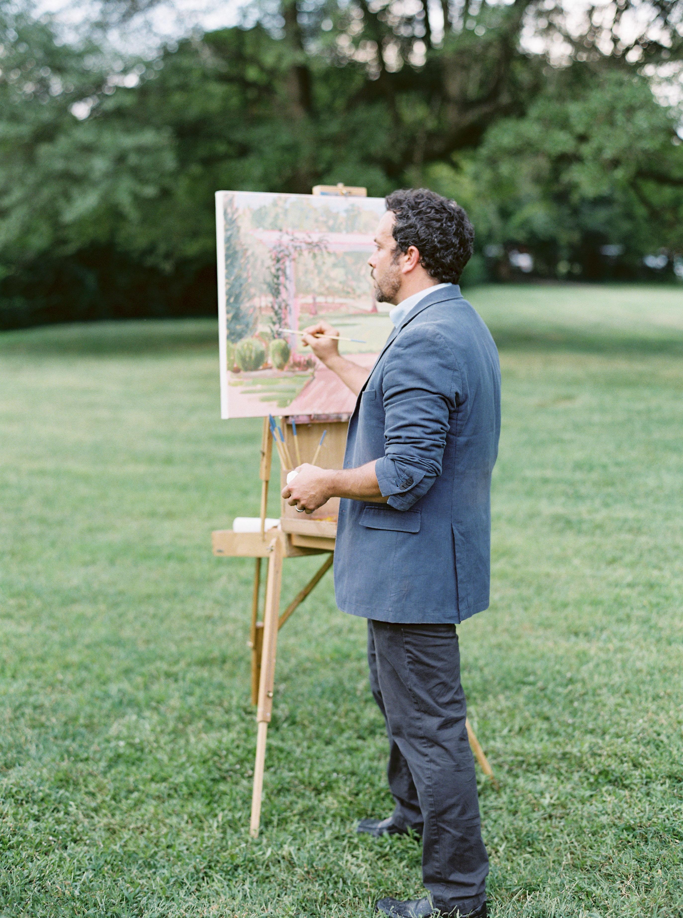 shelby preston wedding artist