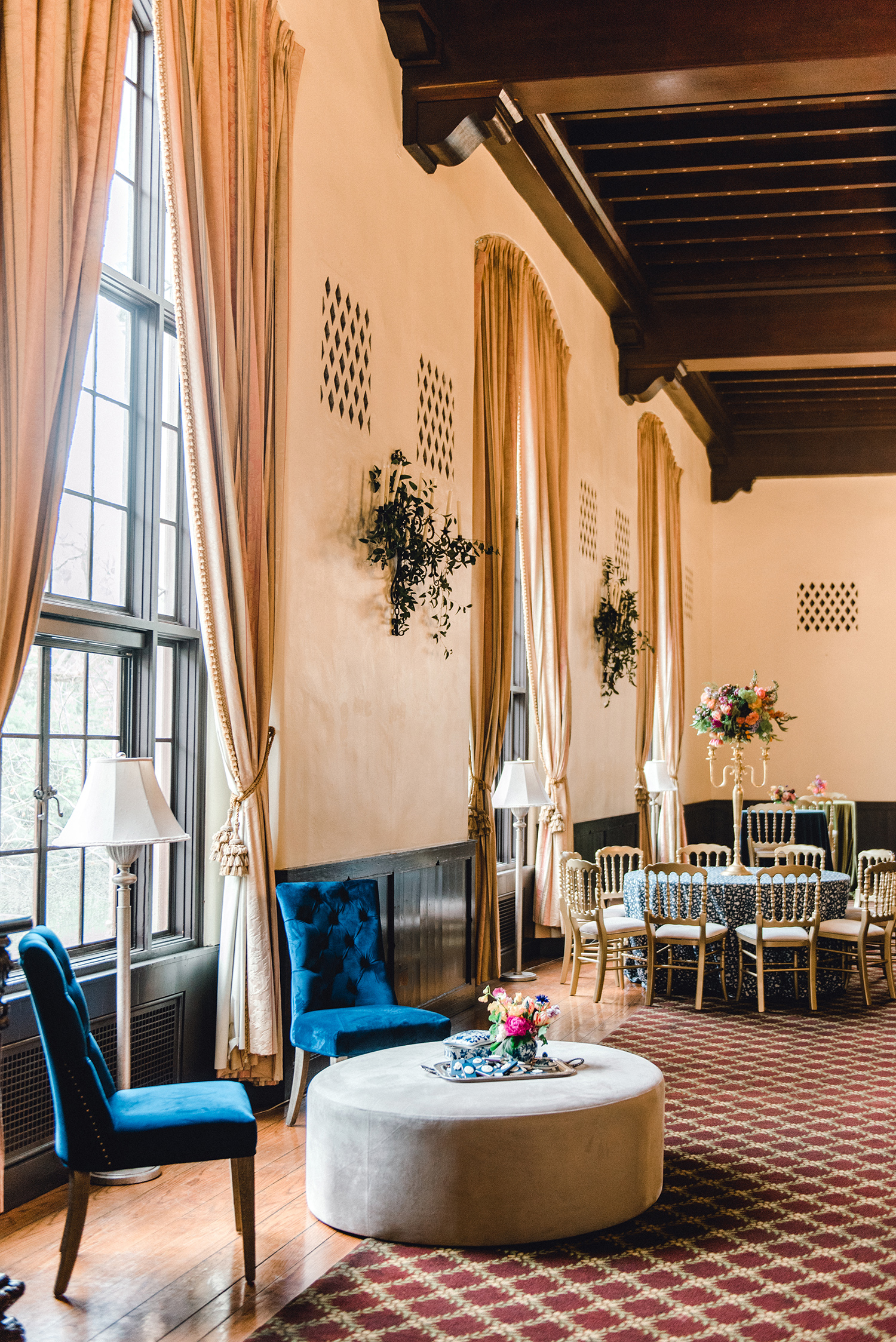 johanna erik wedding reception lounge