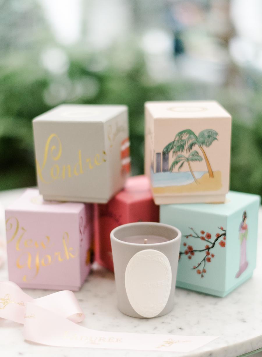 Porcelain wedding details