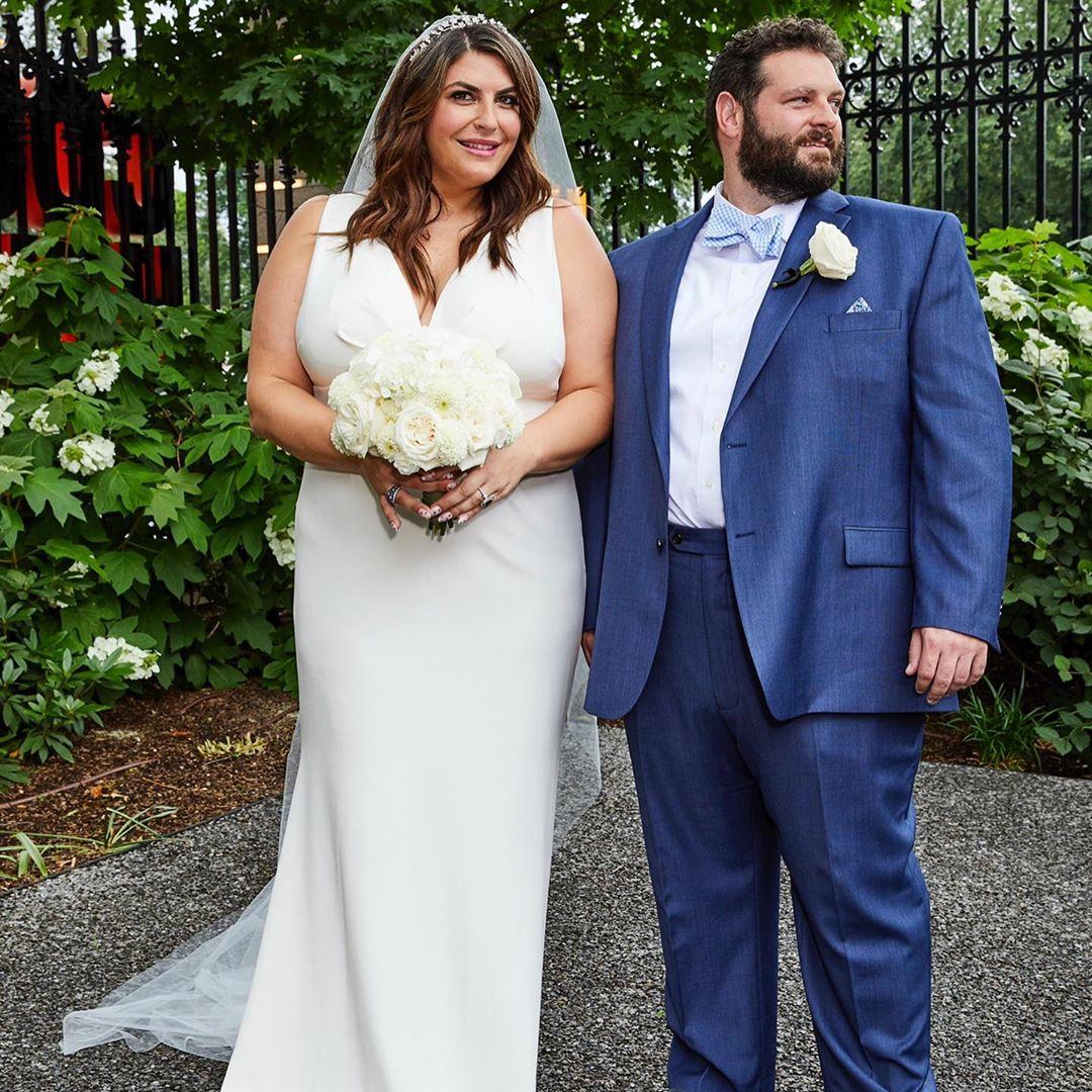 katie sturino john sturino new york city wedding