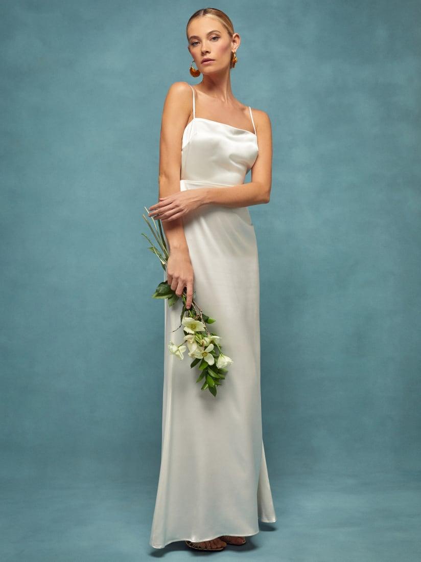 "Reformation ""Sauvignon"" Wedding Dress"