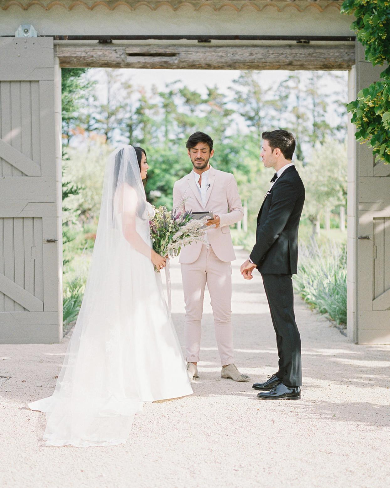 samantha grayson wedding ceremony vows