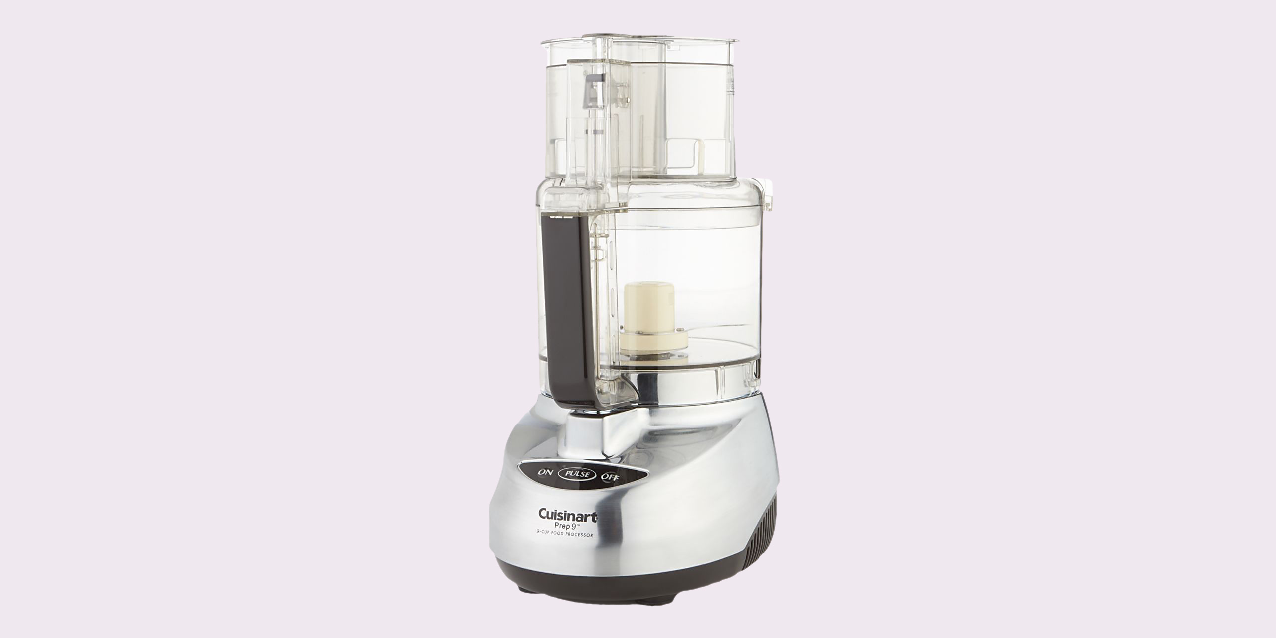 stainless steel Cuisinart 9-Cup Food Processor