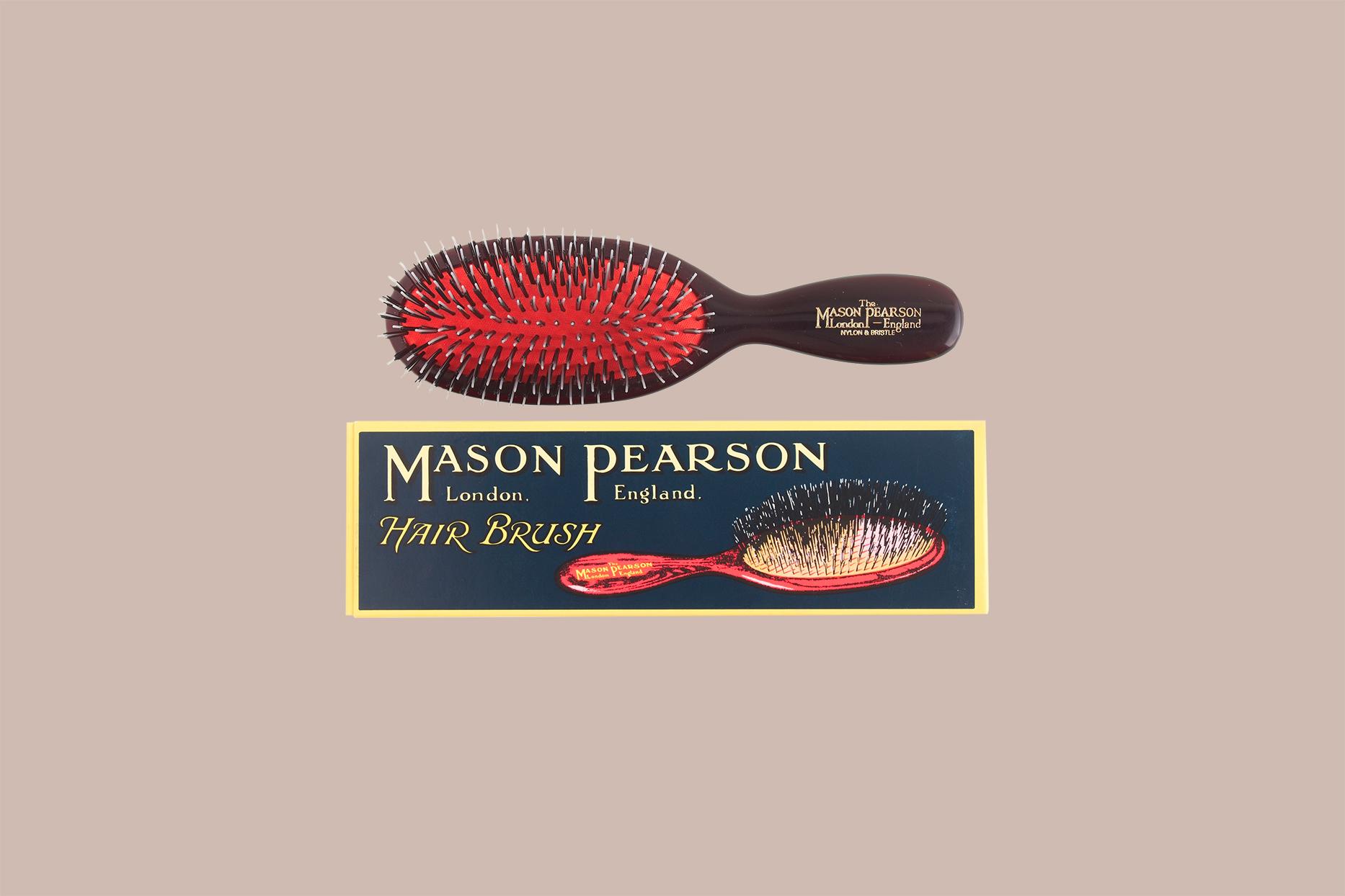 """Mason Pearson """"Pocket Mixture"""" Brush"""