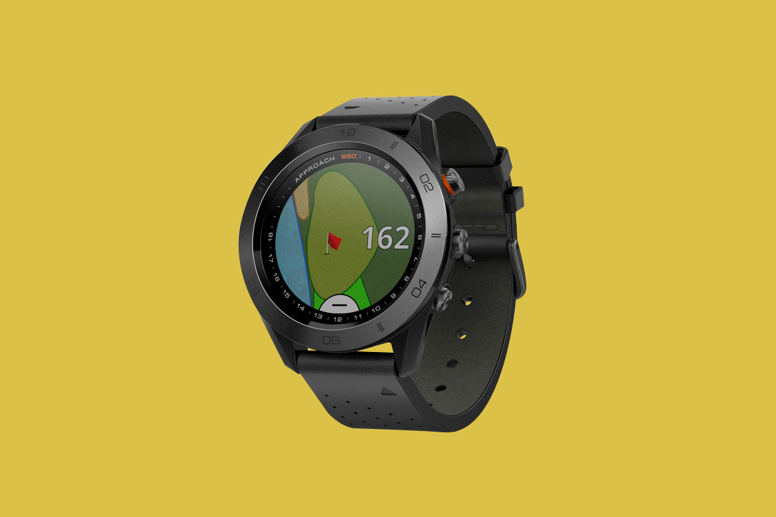 Garmin Approach S60 Golf Watch