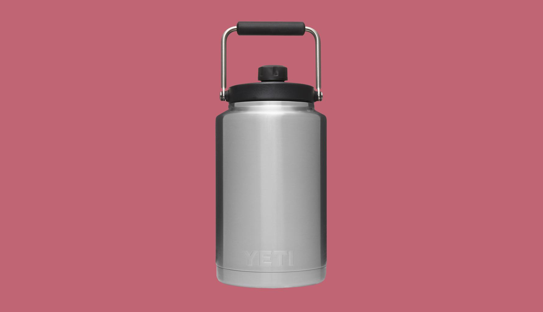 Yeti Stainless Steel Gallon Jug