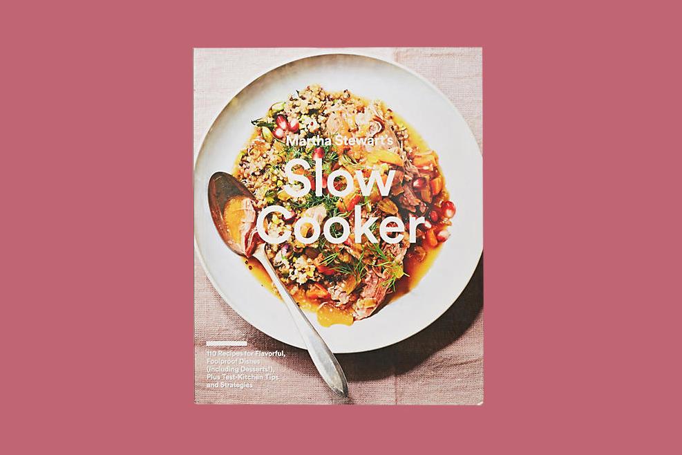 Martha Stewart's Slow Cooker Book