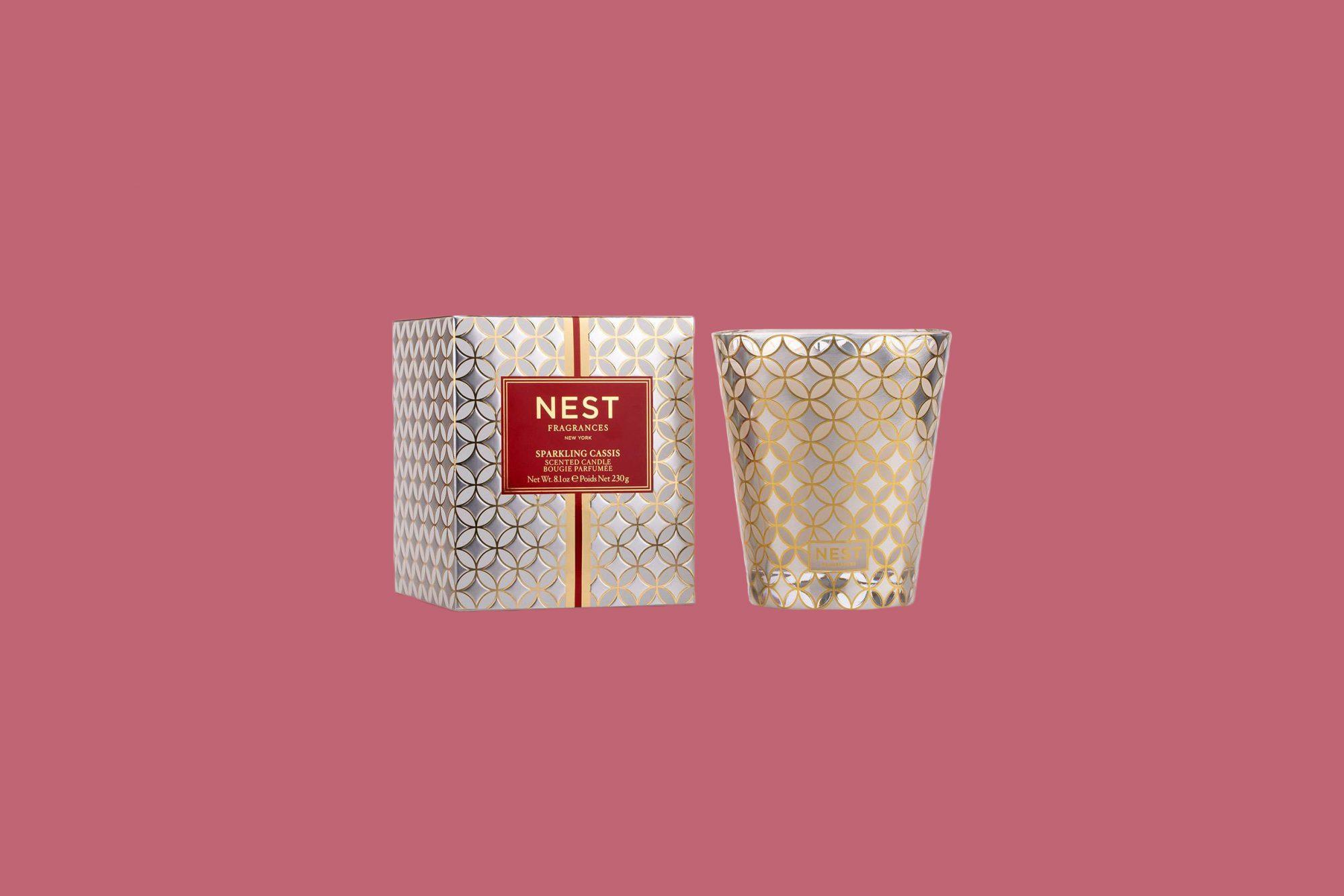 "Nest Fragrances ""Sparkling Cassis"" Candle"