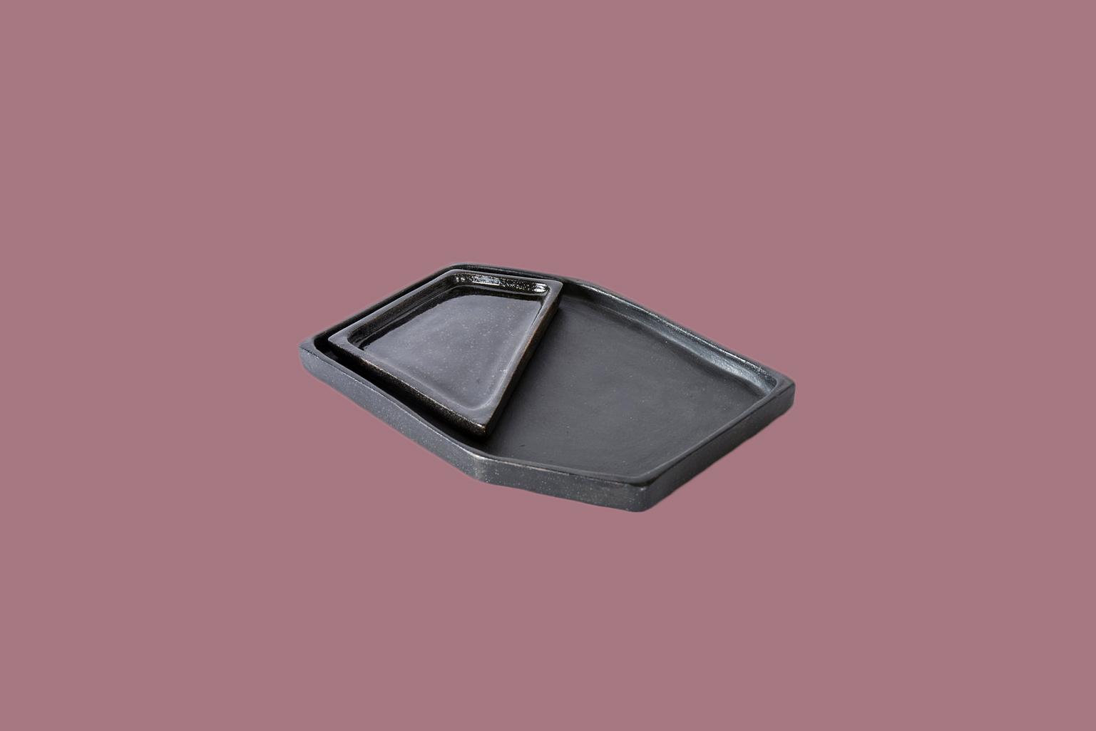 Slash Objects Ceramic Nesting Trays