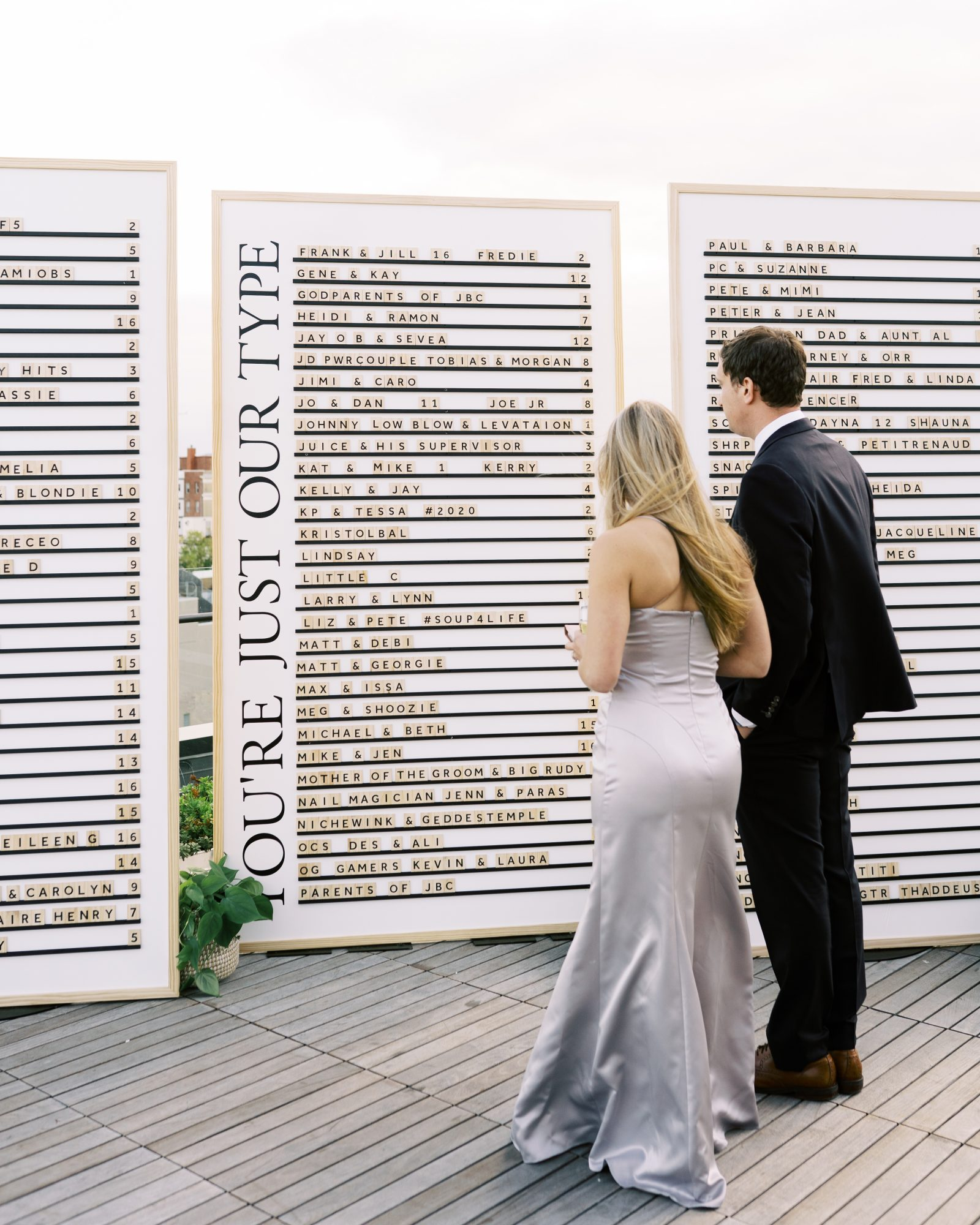 meaghan and david seating chart