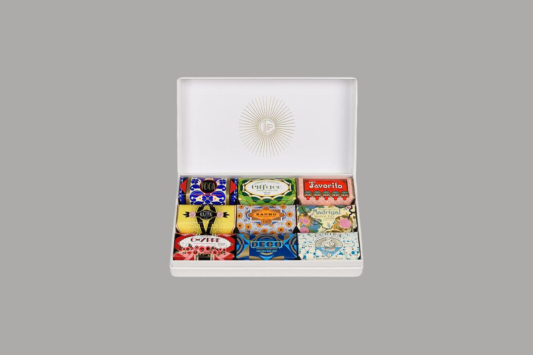 """Claus Porto """"Deco"""" Soap Gift Box"""