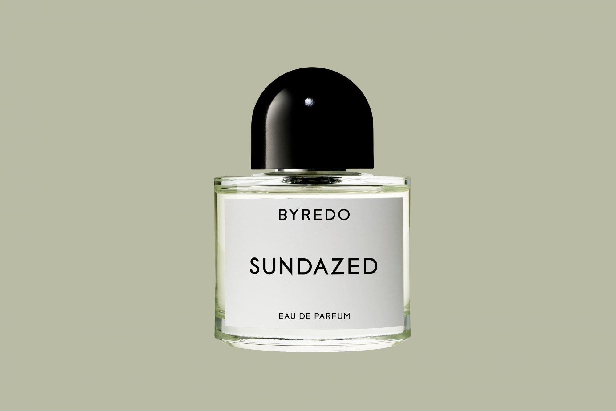 Byredo fragrance sundazed