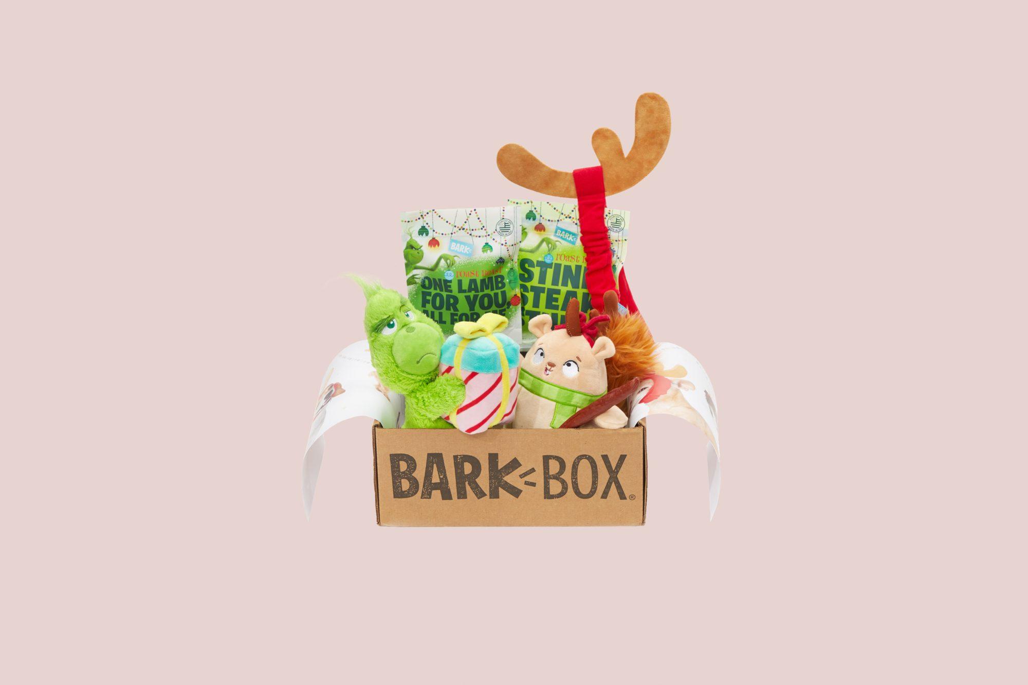BarkBox Monthly Shipment