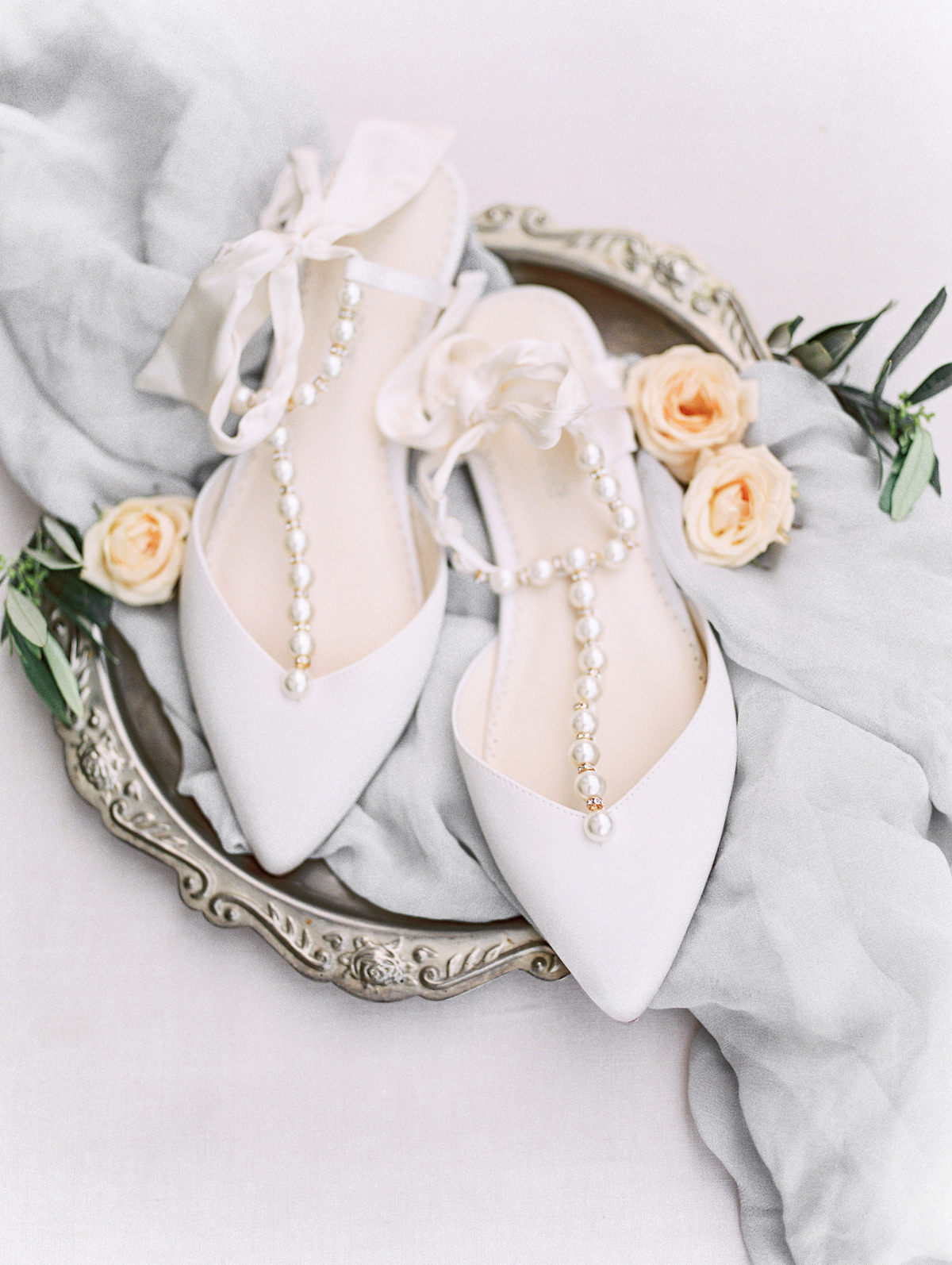saghar ben wedding accessories brides shoes