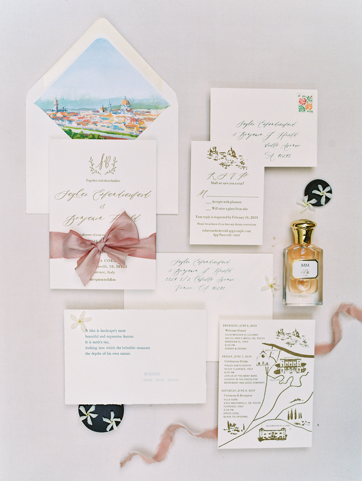 saghar ben wedding invitations