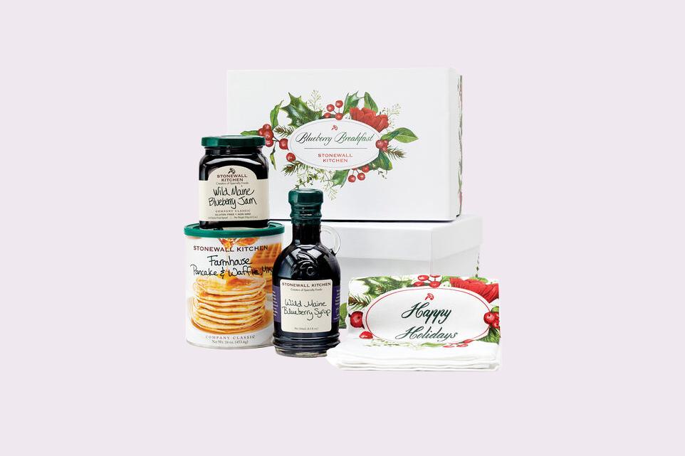 stonewall kitchen gift pack
