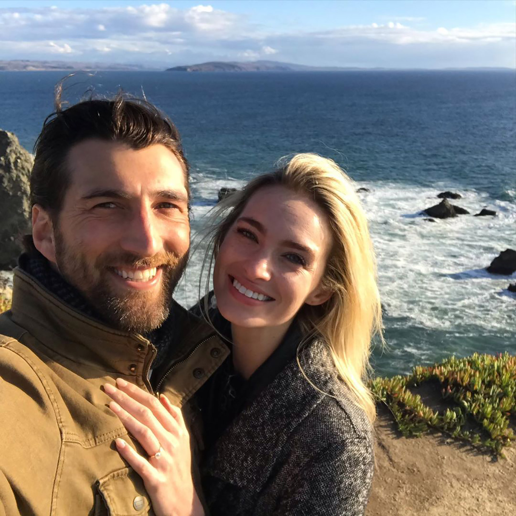 Clayton Snyder and Allegra Edwards