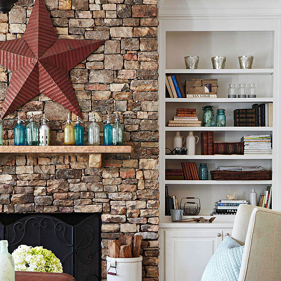 25 Creative Ways To Dress Up Your Mantel