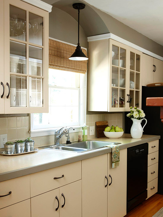 Our Favorite Budget Kitchen Remodels Under $2,000