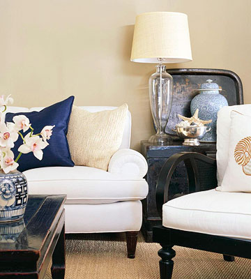 House Tours Decorating With A Nautical Theme Better Homes