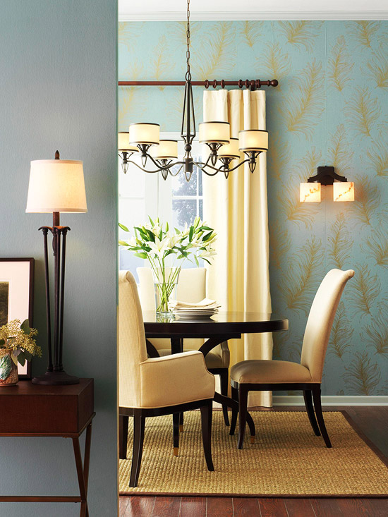 Light Up Your Rooms The Decorative Side Of Lighting