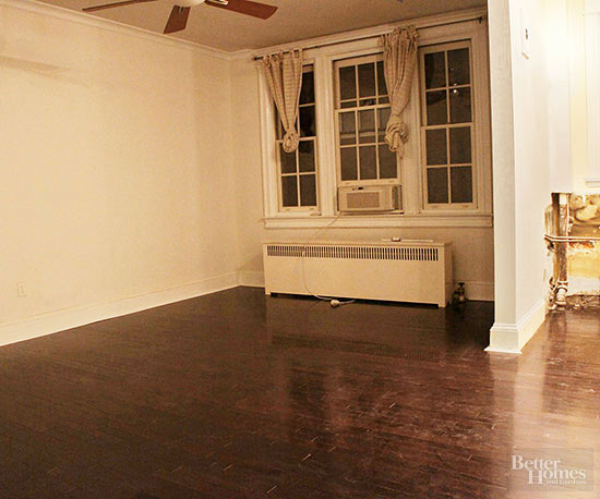 Before and After: A Modern Makeover for a Small Apartment
