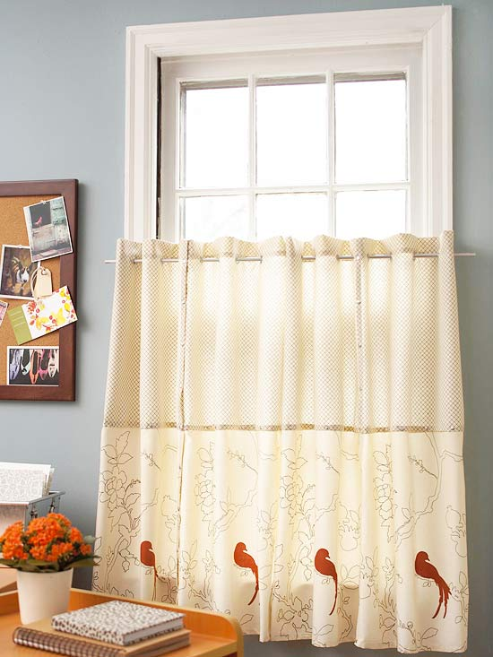 No Sew Diy Curtains And Shades