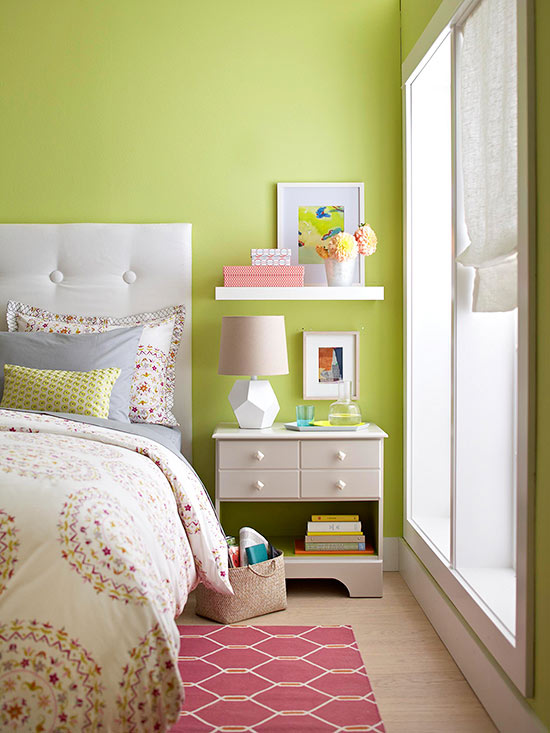 19 Genius Ways to Store More in Your Small Bedroom