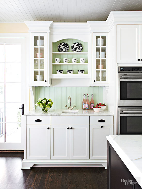 Cottage Cabinets