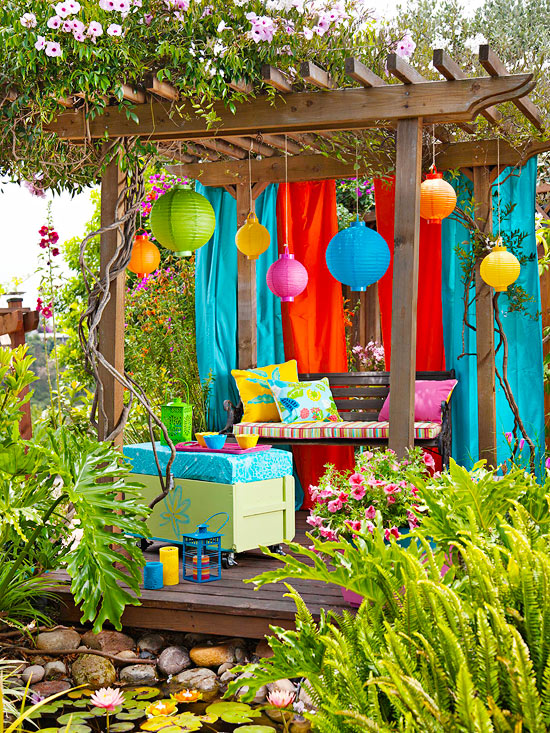 Colorful Backyard Decorating Ideas on backyard urn ideas, backyard patio ideas, cheap retaining wall ideas, backyard rose ideas, diy flower garden design ideas, backyard fence ideas, backyard gift ideas, tropical landscape patio design ideas, backyard outdoor ideas, backyard wood ideas, backyard landscaping ideas, back yard landscaping design ideas, backyard shelf ideas, small backyard ideas, outdoor flower pot decorating ideas, backyard plant ideas, backyard statue ideas, backyard bed ideas, backyard light ideas, backyard flowers ideas,