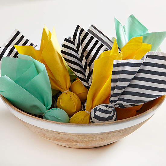 Party favors, penalty flags