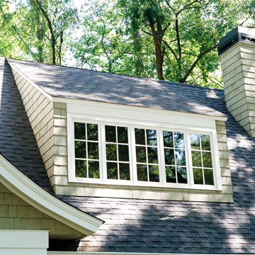 Dormer Style Ideas: Shed Dormer Windows on remodel attic with dormer, ranch house with bay window, ranch house with basement, ranch house with flat roof, shed roof dormer, ranch house with eyebrow, ranch style home with double dormer,