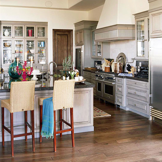 Inexpensive Kitchen Flooring Ideas Better Homes Gardens
