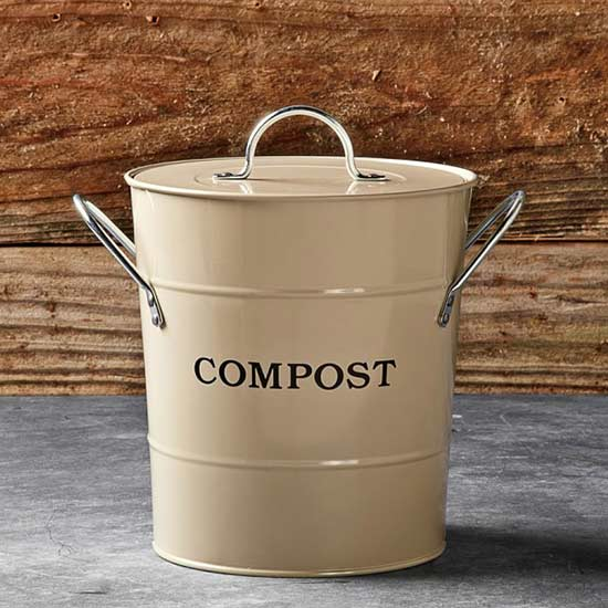 DIY Indoor Compost Bin | Better Homes & Gardens
