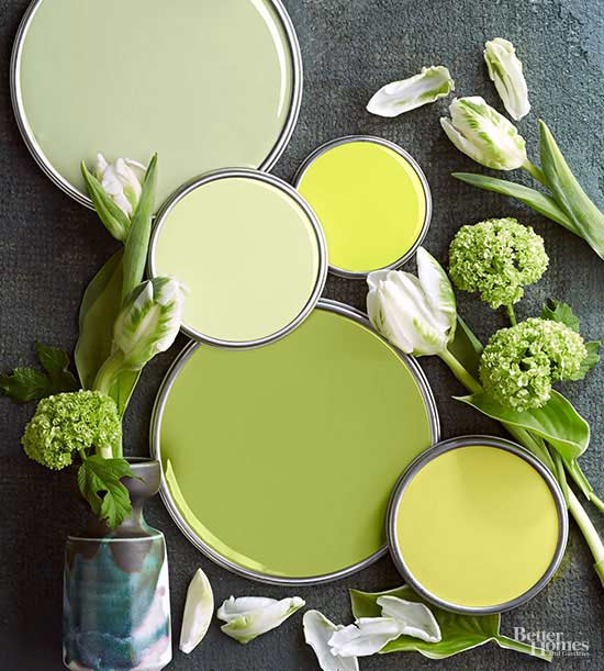 Spring Green paint colors