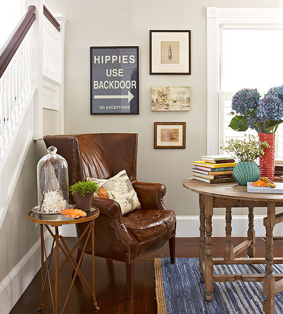 How to Style a Reading Nook | Better Homes & Gardens