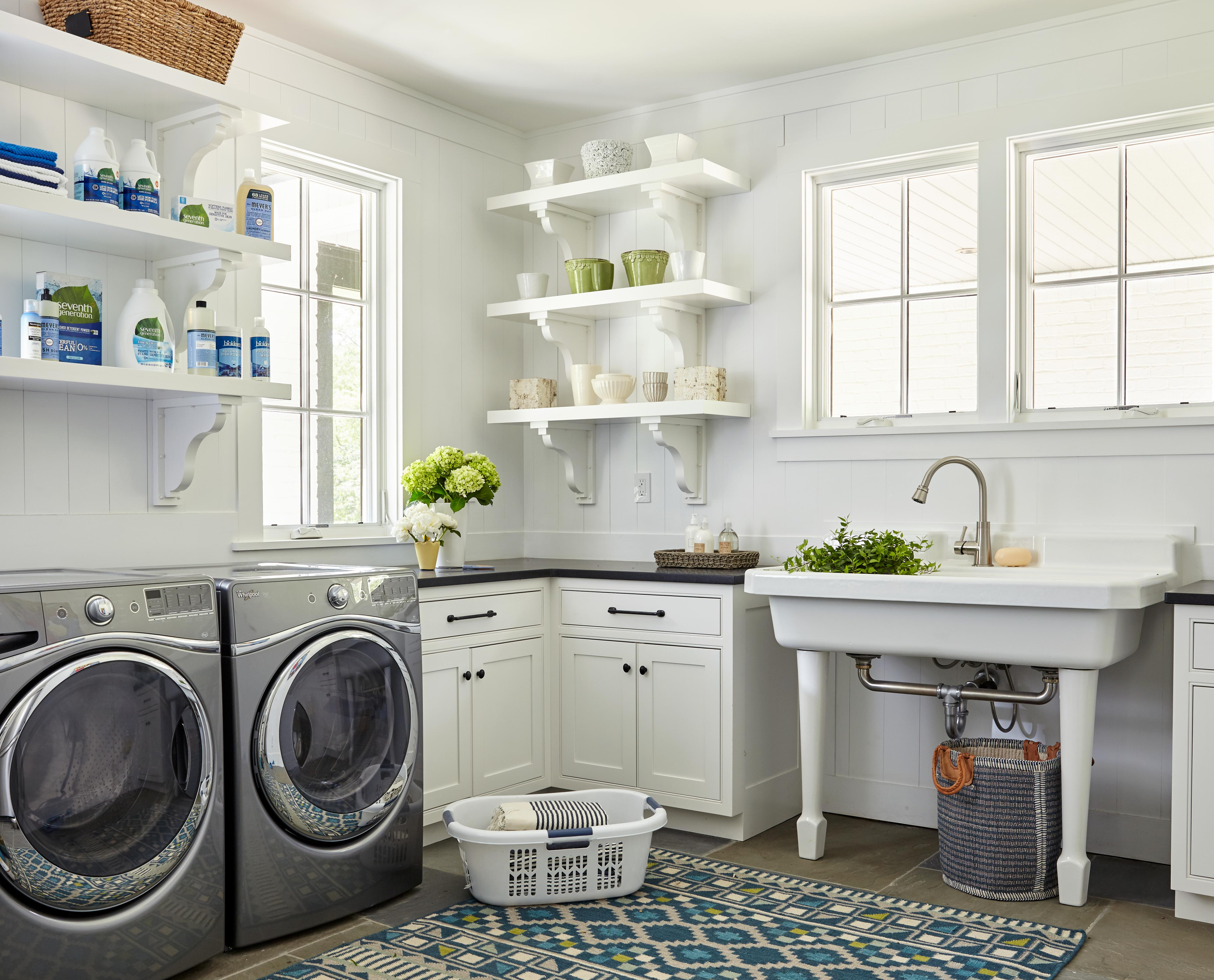 Everything You Need To Know For A Functional Laundry Room