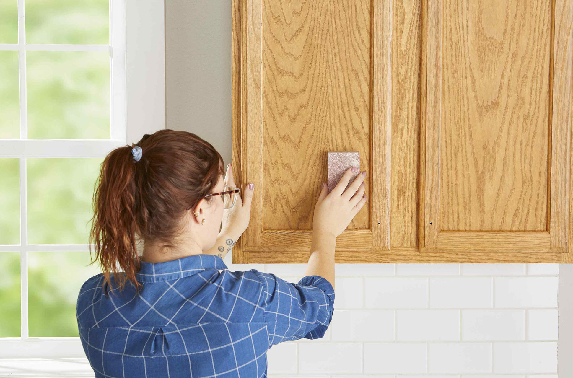Painting Kitchen Cabinets   Better Homes & Gardens