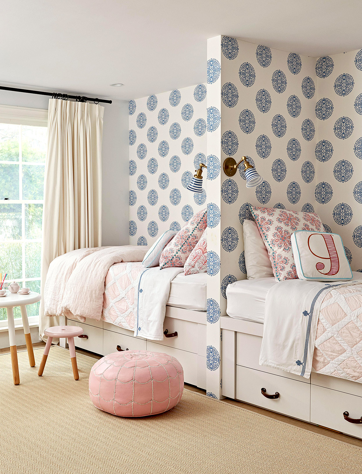Shared Bedroom Ideas for Small Rooms   Better Homes & Gardens