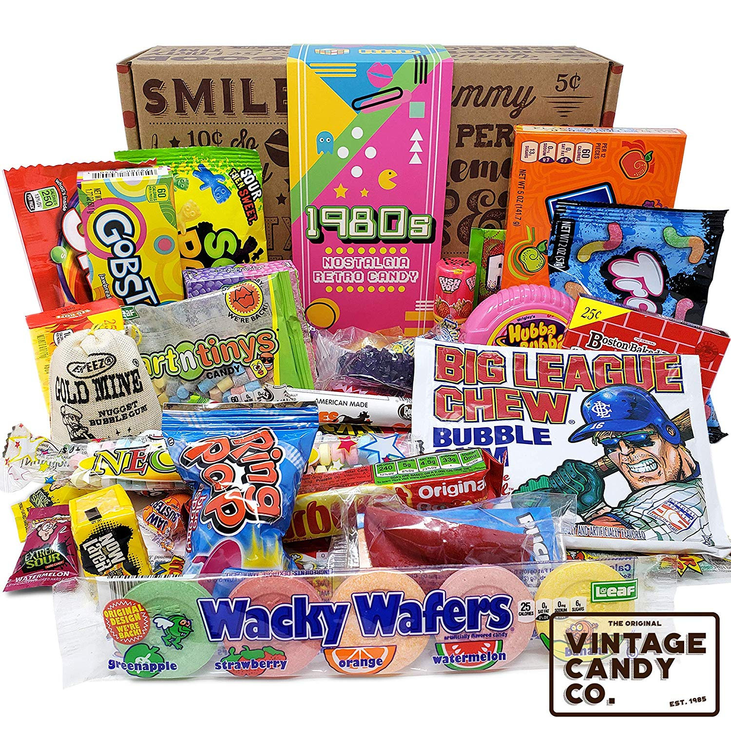 retro candy gift set