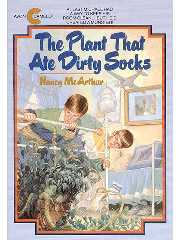 The Plant That Ate Dirty Socks