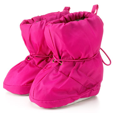 booties from 7 A.M. Enfant