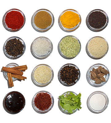 Guess the spice